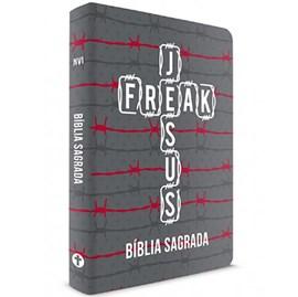 Bíblia Sagrada Jesus Freak | NVI | Capa Dura Arame