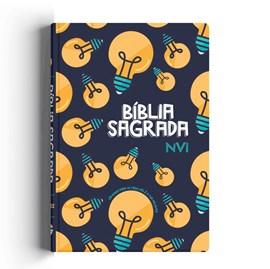 Bíblia Sagrada Jovem | NVI Grande | Capa Especial Lâmpada
