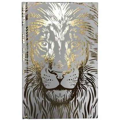 Bíblia Sagrada Leão Branco ARC | Harpa Avivada | Capa Dura laminada