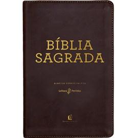 Bíblia Sagrada | Leitura Perfeita | ACF | Marrom Flexível