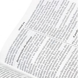 Bíblia Sagrada | Letra Extra Gigante | ARA | Uva e Rosa | c/ Índice