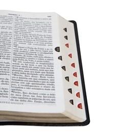 Bíblia Sagrada | Letra Gigante | ARC | Capa Preta Nobre Luxo | c/ Índice