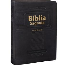 Bíblia Sagrada | Letra Grande | ARA | Capa Preta