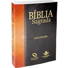 Bíblia Sagrada | Letra Grande | NAA | Capa Brochura