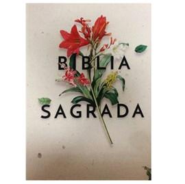 Bíblia Sagrada | Letra Normal | NAA | Flores Lírios