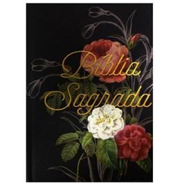 Bíblia Sagrada | Letra Normal | NAA | Flores Peonia