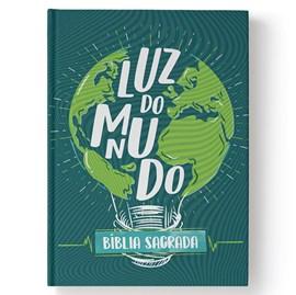 Bíblia Sagrada Luz do Mundo | NAA | Letra Normal | Capa Dura