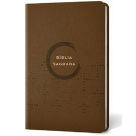 Bíblia Sagrada | NVI | Capa Pu Marrom