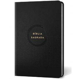 Bíblia Sagrada | NVI | Capa Pu Preta