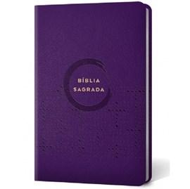 Bíblia Sagrada | NVI | Capa Pu Violeta