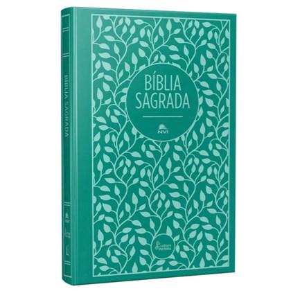 Bíblia Sagrada NVI | Leitura Perfeita | Tecido Verde
