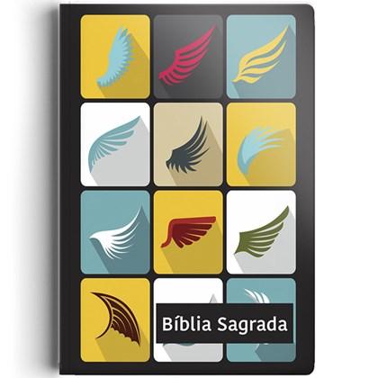 Bíblia Sagrada   NVI   Letra Normal   Capa Dura Alado Especial