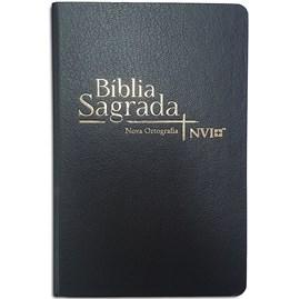 Bíblia Sagrada | NVI | Letra Normal | Capa Dura Luxo