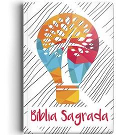 Bíblia Sagrada | NVI | Letra Normal | Luz do Mundo Especial