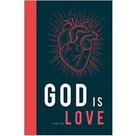 Bíblia Sagrada | NVT Letra Normal | God is Love / Capa Dura