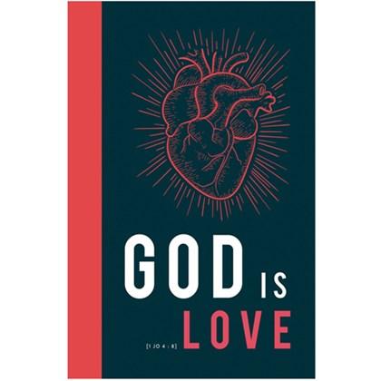 Bíblia Sagrada   NVT Letra Normal   God is Love / Capa Dura