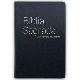 Bíblia Sagrada Preta Onça | ARC | Letra Gigante | Capa Dura Especial