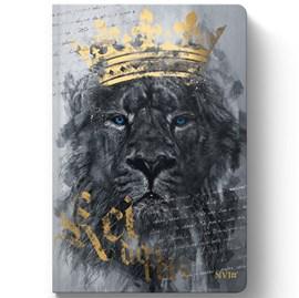Bíblia Sagrada Slim Reis dos Reis   NVI   Letra Maior   Flexível