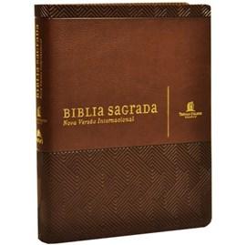 Bíblia Sagrada - Sua Bíblia | Letra Normal | NVI | Capa Marrom