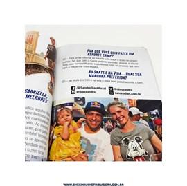 Bíblia Skateboard NVI | Letra Normal | Edição Especial Flexível