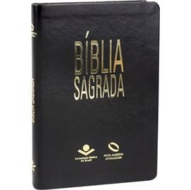 Bíblia Slim | NAA | Letra Normal | Capa Preto Nobre