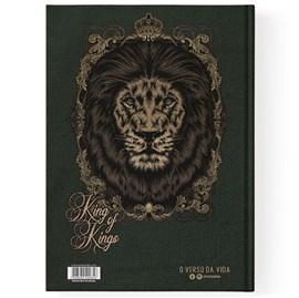 Bíblia The King | Letra Grande | NAA | Capa Dura