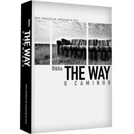 "Bíblia The Way ""O Caminho""   NTLH   Letra Média   Capa Brochura"