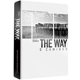 """Bíblia The Way """"O Caminho""""   NTLH   Letra Média   Capa Flexível"""