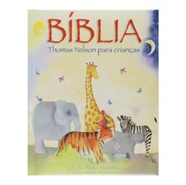 Bíblia Thomas Nelson Para Crianças | Capa Almofadada