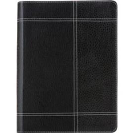 Bíblia Thompson | Letra Padrão | Preta e Cinza