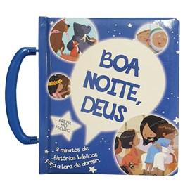 Boa Noite, Deus   Histórias Bíblias   Capa Dura C/ Alça