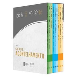 Box 1 Série Aconselhamento (Nº 1 ao Nº 9) | Diversos Autores