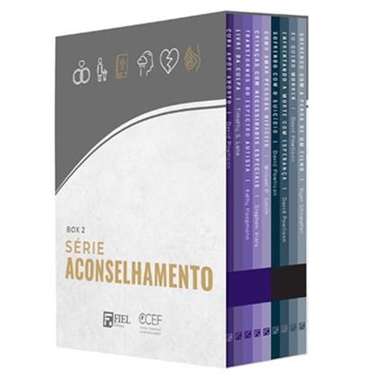 Box 2 Série Aconselhamento (Nº 10 ao Nº 18) | Diversos Autores