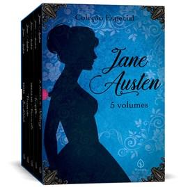 Box com 5 livros Jane Austen | Coleção Especial