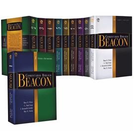 Box Comentário Bíblico Beacon | Antigo e Novo Testamento 10 Volumes (Capa Dura)