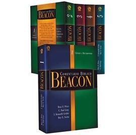 Box Comentário Bíblico Beacon   Antigo Testamento 5 Volume