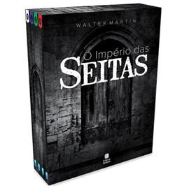 Box da Coleção | O Império das Seitas | Volume I a IV