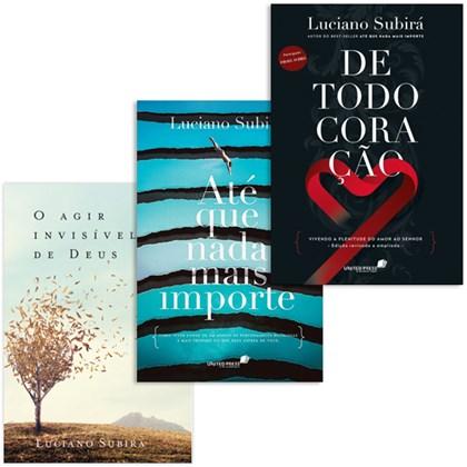 Box de Livros | Luciano Subirá