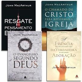 Box de Livros MacArthur