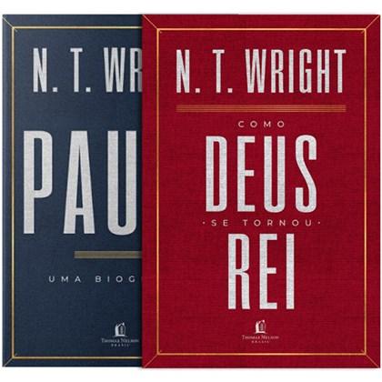 Box de Livros | N. T. Wright
