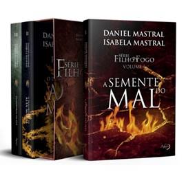 Box Filho do Fogo 1- (Volumes I, II e III) | Daniel e Isabela Mastral