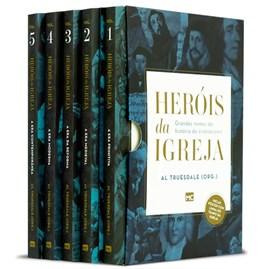 Box Heróis da Igreja | Al Truesdale