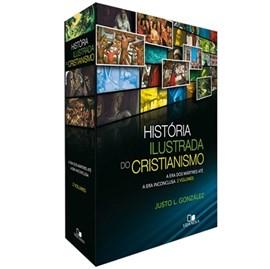 Box História Ilustrada do Cristianismo | Justo L. González