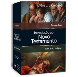 Box Introdução ao Novo Testamento | Craig L. Blomberg