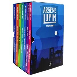 Box Lupin I | Com 7 livros e marcador de páginas