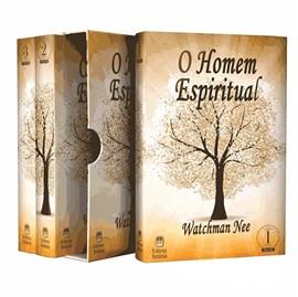 Box O Homem Espiritual - Watchman Nee
