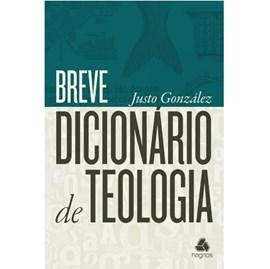 Breve Dicionário de Teologia | Justo González