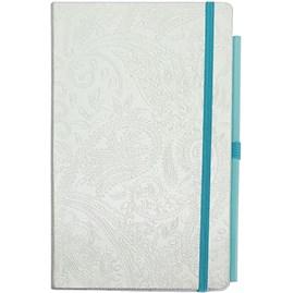 Caderno Pão Diário Notas | Capa Prata