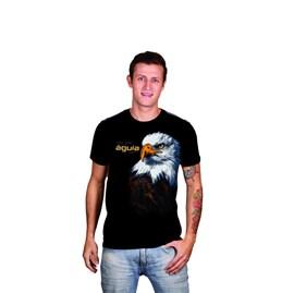 Camiseta Águia | Preta | Pecado Zero | M