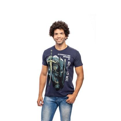 Camiseta Armadura   Azul   Pecado Zero   M
